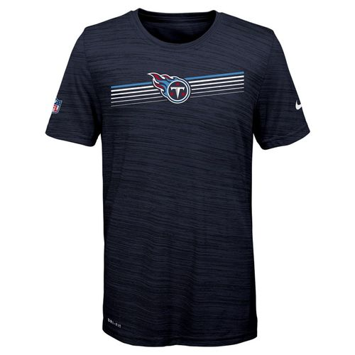 Youth Nike Tennessee Titans Legend T-Shirt (Navy)