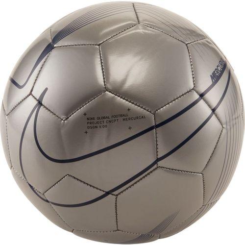 Nike Mercurial Fade Soccer Ball (Silver)