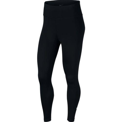 Women's Nike One Pant (Black/White)