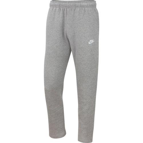 Men's Nike Sportswear Club Fleece Pant (Dark Grey/Silver)