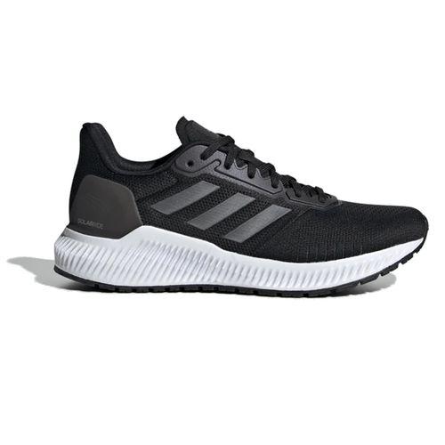 Women's Adidas Solar Ride (Black/Metallic)