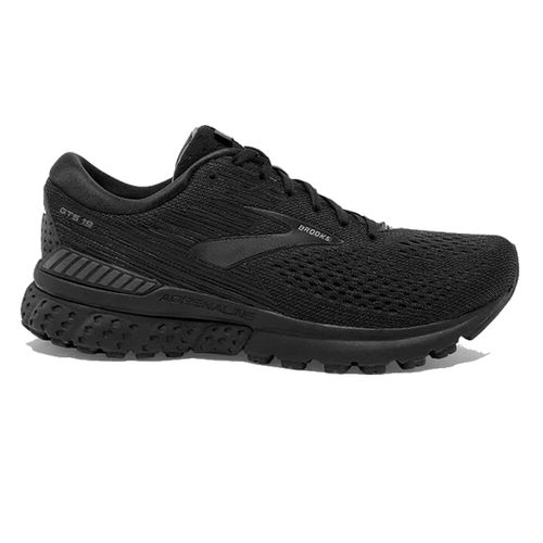 Women's Brooks Adrenaline GTS 19 Wide (Black/Ebony)
