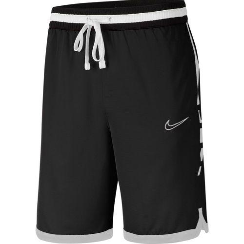 Men's Nike Dri-FIT Elite Basketball Short (Black/White)