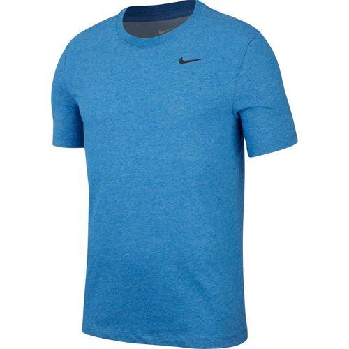Men's Nike Dri-FIT Training T-Shirt (Royal/Black)