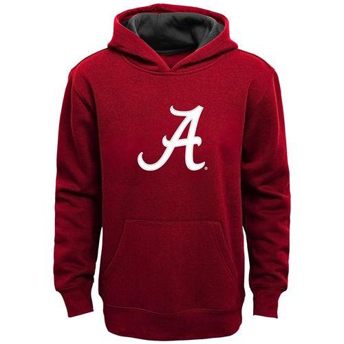 Youth Alabama Crimson Tide Prime Hooded Sweatshirt (Crimson)