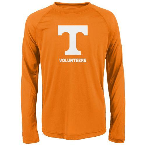 Youth Tennessee Volunteers Perform Long Sleeve Shirt (Orange)