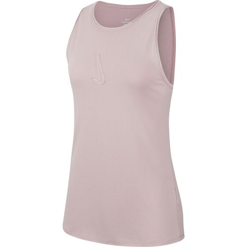 Women's Nike Dri-FIT Yoga Tank Top (Plum)