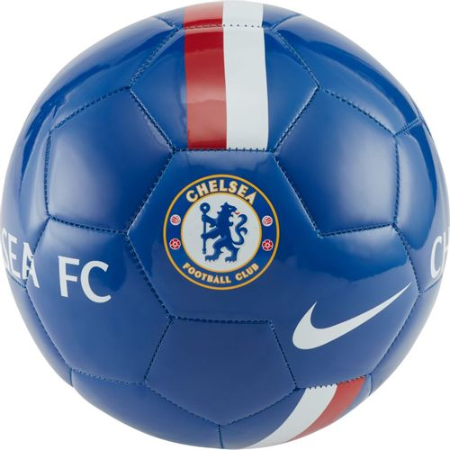 Nike Chelsea FC Supporters Soccer Ball (Blue/Pimento)