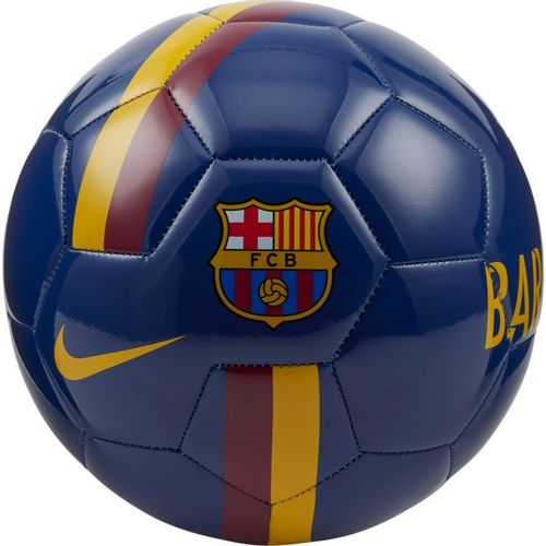 Nike Barcelona FC Supporters Soccer Ball (Blue/Red)
