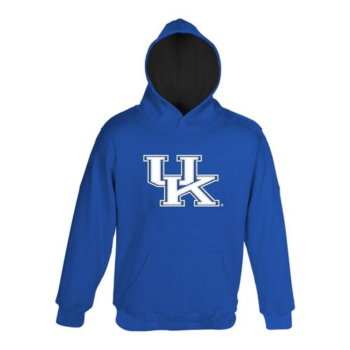 Kid's Kentucky Wildcats Prime Hooded Fleece (Royal)