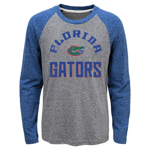Kid's Florida Gators Class Long Sleeve Shirt (Royal)