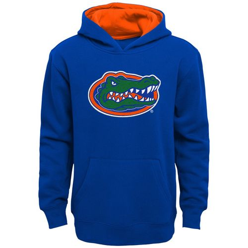 Kid's Florida Gators Prime Hooded Fleece (Royal)