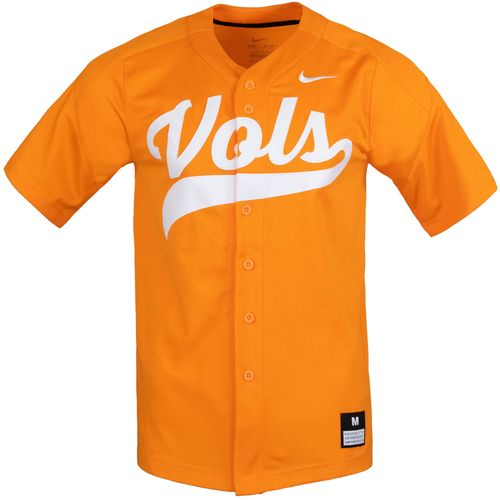 Men's Nike Tennessee Volunteers Replica Baseball Jersey (Orange)