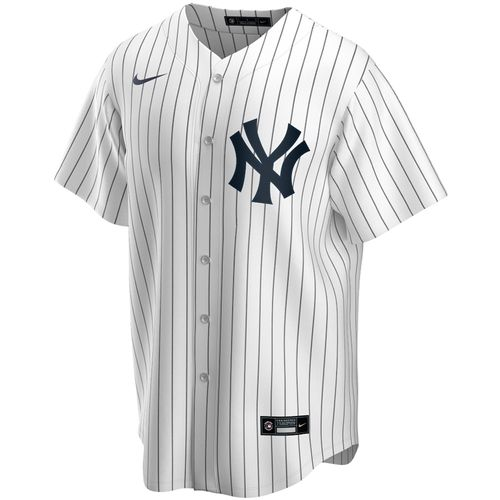 Men's Nike New York Yankees Home Replica Jersey (White)
