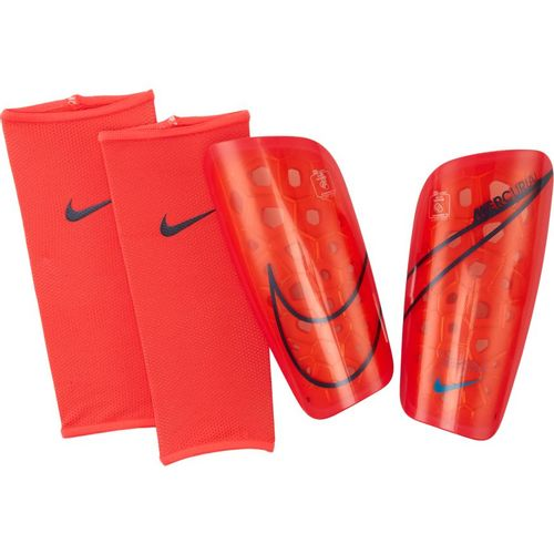 Nike Mercurial Lite Shin Guard (Crimson/Crimson)