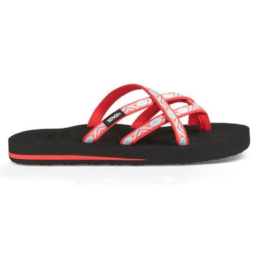 Women's Teva Olowahu Sandal (Island Red)