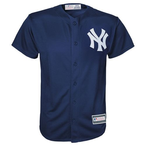 Youth New York Yankees 1st Alternate Replica Jersey (Navy)