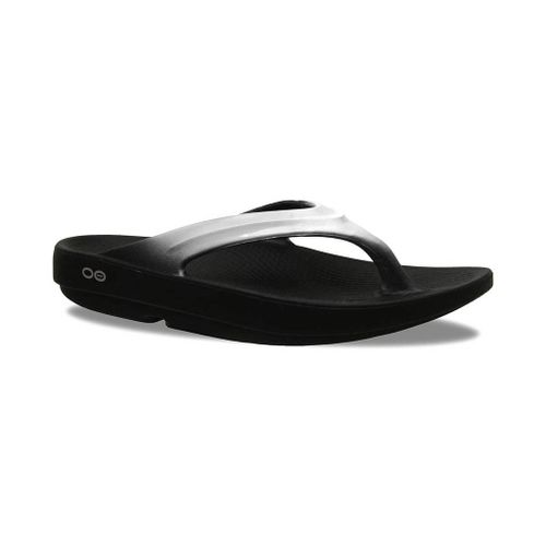 OOFOS OOLALA Thong Sandal (Cloud White)