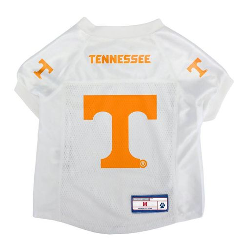 Tennessee Volunteers Pet Jersey (White)