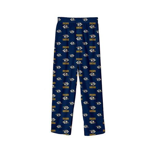 Kid's Nashville Predators Pajama Pant (Navy)