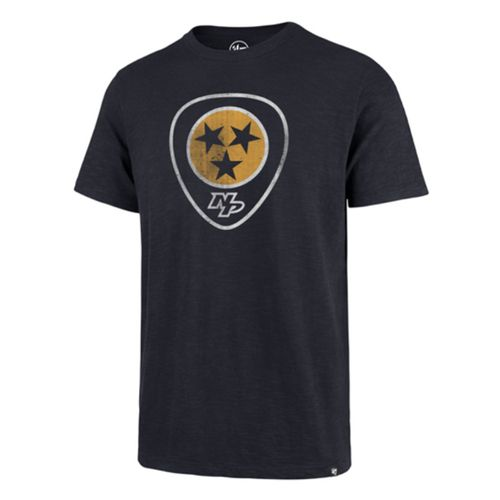 '47 Brand Men's Nashville Predators Alternate Logo T-Shirt (Navy)