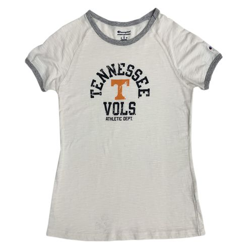 Women's Champion Tennessee Volunteers Rochester Slub Ringer T-Shirt (Oxford)