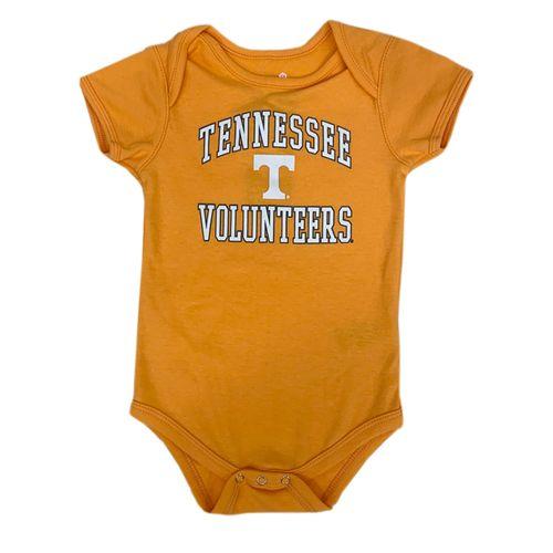 Infant Tennessee Volunteers Primary Onesie (Orange)