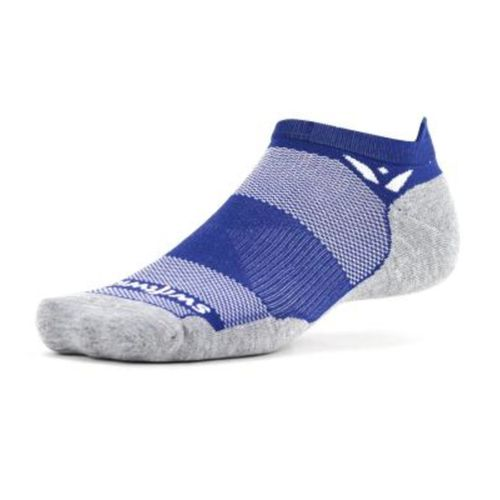 Swiftwick Maxus No Show Tab Sock (Midnight Blue)