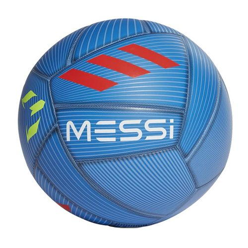 Adidas Messi Capitano Soccer Ball (Blue/Red)