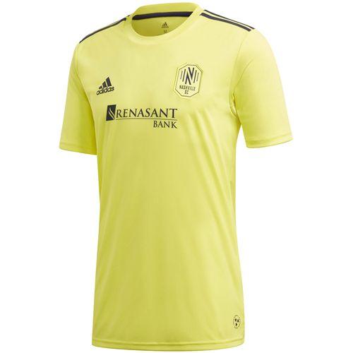 Men's Adidas Nashville Soccer Club Primary Replica Jersey (Yellow)