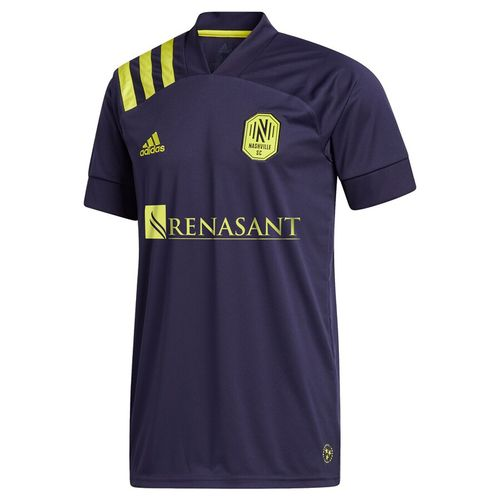 Youth Adidas Nashville Soccer Club Second Replica Jersey (Noble Ink)