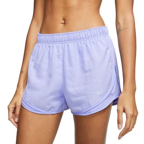 Women's Nike Dry Tempo Short (Light Thistle)