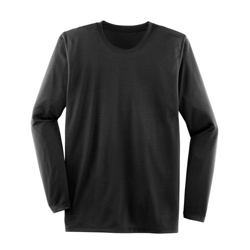 Women's Brooks Podium Long Sleeve Shirt (Black)