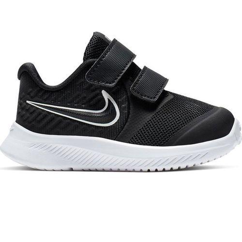 Toddler Nike Star Runner 2 (Black/White)