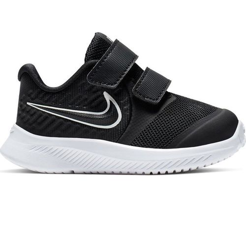 Toddler Nike Star Runner 2 (Black/White)