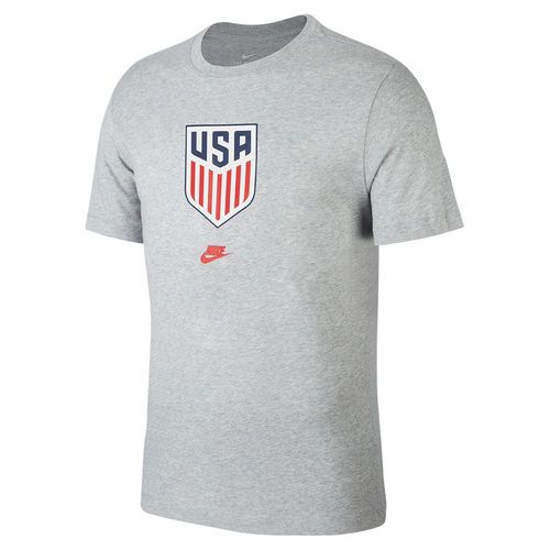 Men's Nike USA Evergreen Crest T-Shirt (Dark Grey)