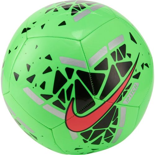 Nike Pitch Soccer Ball (Green/Black)