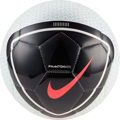 Nike Phantom Vision Soccer Ball (White/Black)