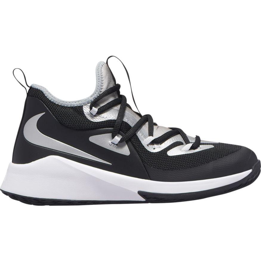 Grade School Nike Future Court 2 (Black