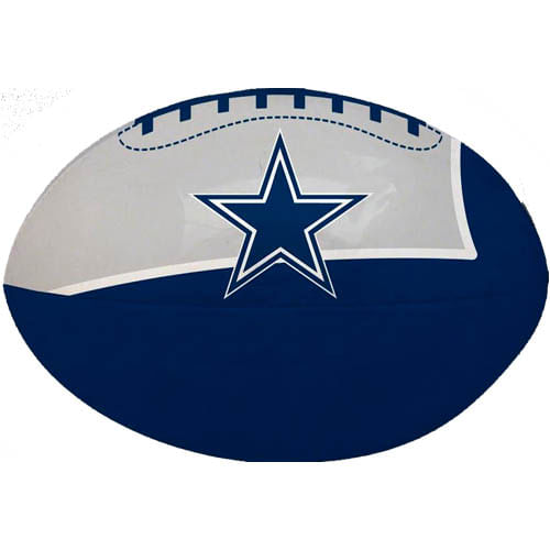 "Dallas Cowboys Quick Toss 4"" Softee Football"