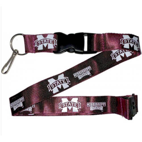 Mississippi State Bulldogs Lanyard