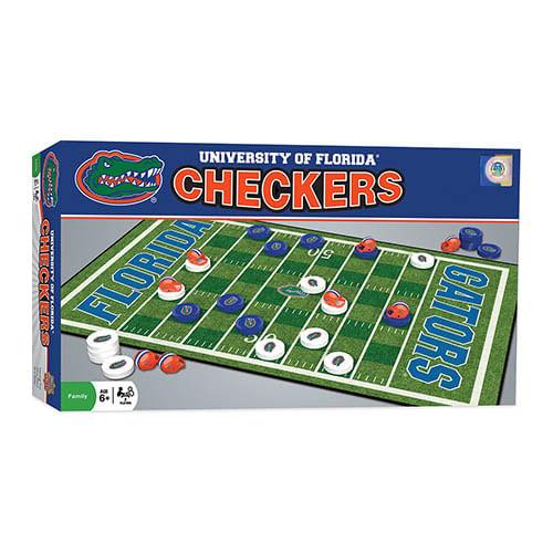Florida Gators Checkers Game