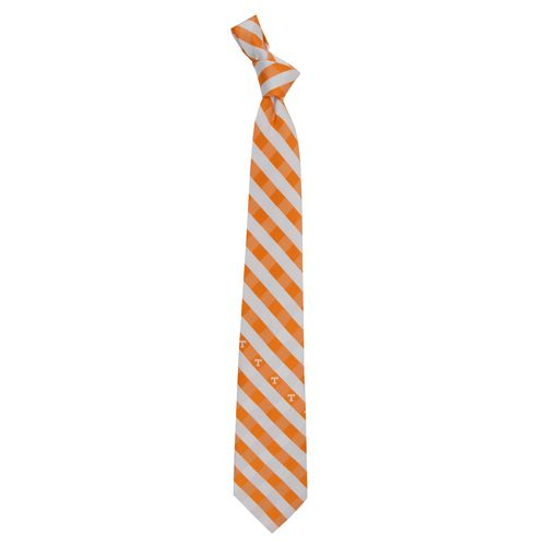 Tennessee Volunteers Woven Polyester Check Tie