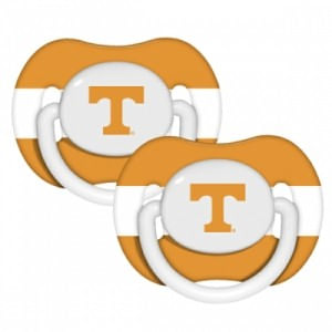 Tennessee Volunteers 2-PK Pacifiers