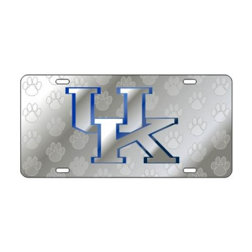 Kentucky Wildcats Symbol Frost License Plate