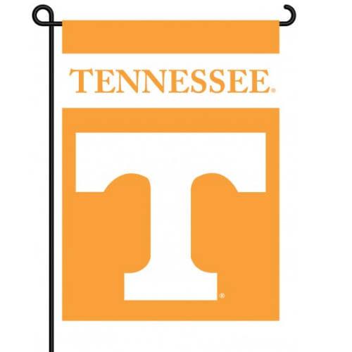 Tennessee Volunteers 2 Sided Garden Flag