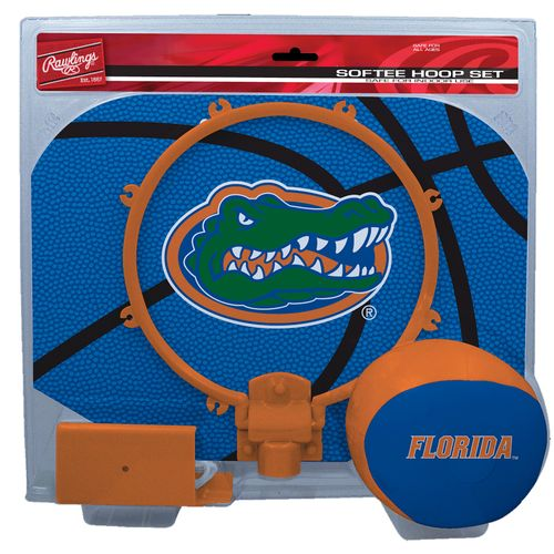 Florida Gators Slam Dunk Basketball Hoop Set