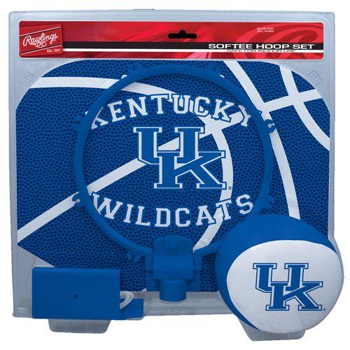 Kentucky Wildcats Slam Dunk Basketball Hoop Set