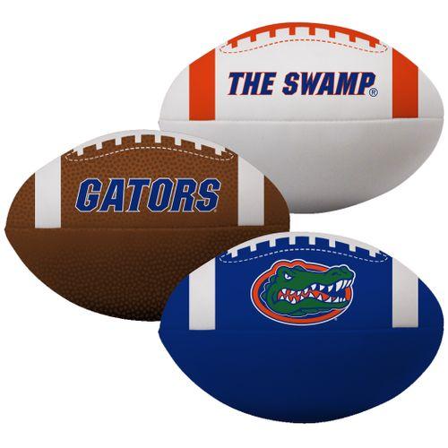 Florida Gators 3 Pack of Softee Footballs