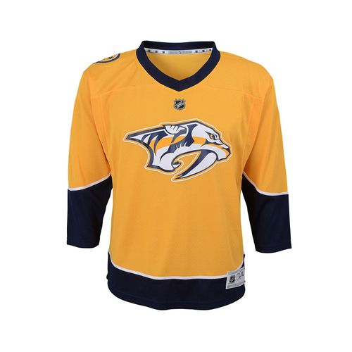 Infant Nashville Predators Premier Home Jersey (Gold)